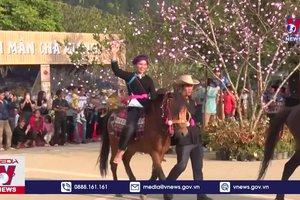Hàng nghìn du khách tham dự khai mạc Lễ hội mùa đông