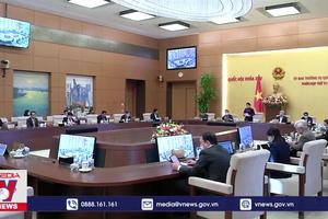 Khai mạc Phiên họp thứ 51 Uỷ ban Thường vụ Quốc hội