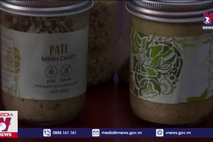 Hà Tĩnh thu hồi 22 sản phẩm pate Minh Chay