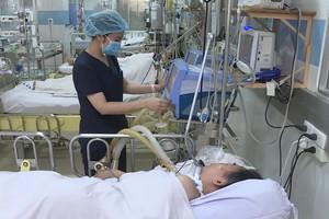 Bệnh nhân pate Minh Chay ở TP.HCM diễn tiến nặng