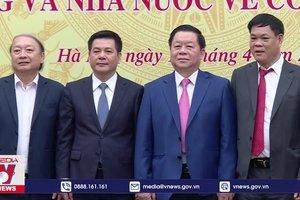 Bộ Công Thương triển khai các quyết định của Đảng và Nhà nước về công tác cán bộ