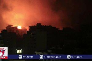 Nhà riêng của thủ lĩnh Hamas trúng không kích