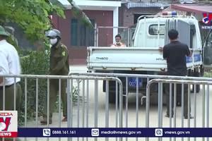 Phú Thọ 2 trường hợp nghi ngờ dương tính với SARS-CoV-2