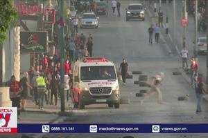 WHO kêu gọi cứu trợ y tế khẩn cấp Dải Gaza