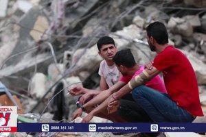 Cộng đồng quốc tế tìm kiếm giải pháp hòa bình Trung Đông