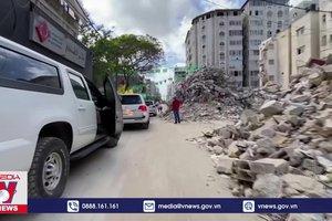 LHQ hối thúc giải pháp chính trị trong quá trình tái thiết Dải Gaza