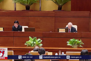 Tổng Bí thư Nguyễn Phú Trọng chủ trì Hội nghị trực tuyến toàn quốc sơ kết 5 năm thực hiện CT 05