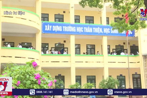 Hà Nội công bố điểm chuẩn lớp 10 vào ngày 30-6