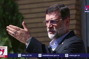 Hai ứng cử viên Tổng thống Iran rút lui vào phút chót