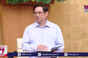 Thủ tướng Phạm Minh Chính họp về sản xuất vaccine trong nước