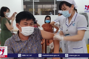 Đồng Nai bắt đầu tiêm vaccine COVID-19 cho công nhân