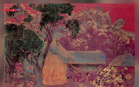 Nhà đấu giá Sotheby s buộc phải gỡ bức tranh nghi giả của họa sĩ Nguyễn Văn Tỵ