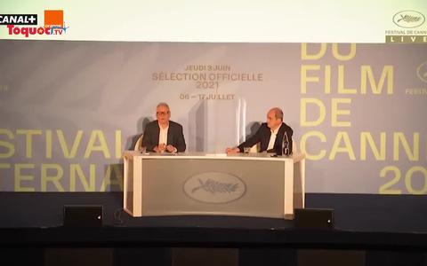 Liên hoan phim Cannes lần thứ 74 chính thức khởi động