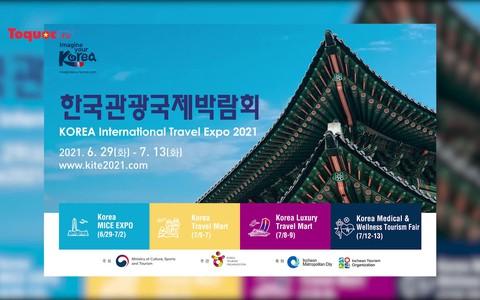 Hội chợ Du lịch MICE Hàn Quốc diễn ra vào cuối tháng 6