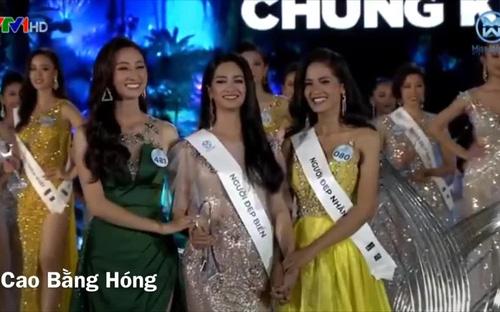 Khoảnh Khắc Đăng Quang Miss World Việt Nam - Hoa Hậu Lương Thuỳ Linh Cô Gái Vàng Của Tỉnh Cao Bằng