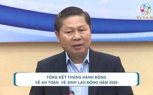 Tổng kết tháng hành động về an toàn, vệ sinh lao động năm 2020