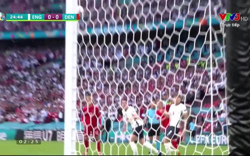 Penalty gây tranh cãi, ĐT Anh vào chung kết | HIGHLIGHTS | ANH vs ĐAN MẠCH | EURO 2020