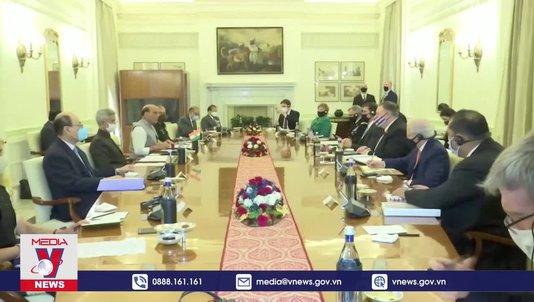 Mỹ - Ấn tiến hành Đối thoại 2+2 cấp bộ trưởng lần thứ 3