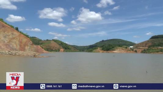 Đẩy nhanh tiến độ công trình hồ chứa nước Nam Xuân