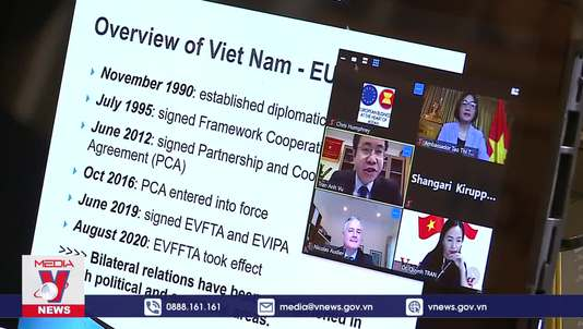 Cơ hội mới cho doanh nghiệp EU vào Việt Nam