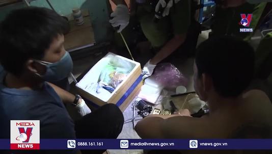Quảng Ngãi tạm giữ đối tượng tàng trữ 5kg ma túy