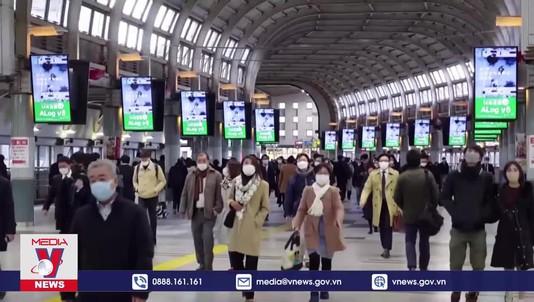 Nhật Bản mở rộng phạm vi áp đặt tình trạng khẩn cấp