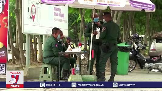 Nhiều địa phương của Campuchia đối mặt nguy cơ bùng phát dịch COVID-19