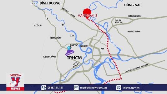 Sớm gỡ vướng cho dự án đường vành đai 3, 4 TP.HCM