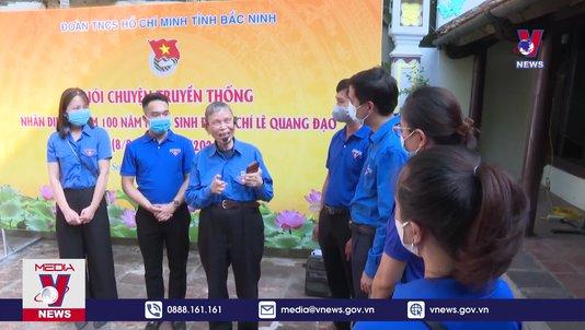Tuổi trẻ Bắc Ninh noi gương Chủ tịch Quốc hội Lê Quang Đạo