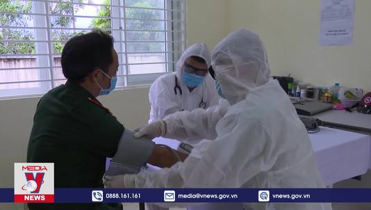 Khánh Hòa đẩy nhanh tiến độ tiêm vaccine cho người dân