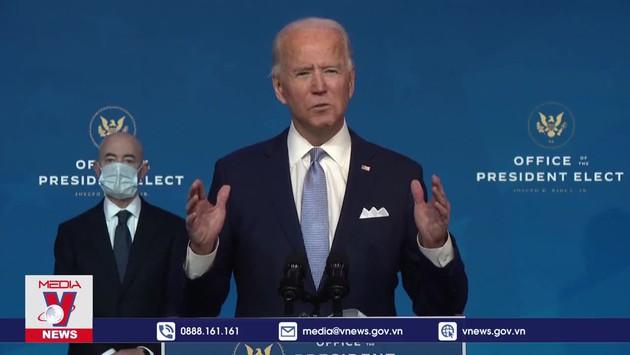 Ông Joe Biden công bố nhân sự nội các mới