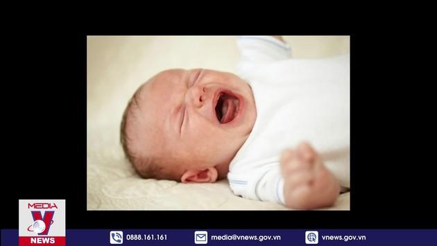 Bạn có biết: Trẻ sơ sinh cũng có thể bị stress?