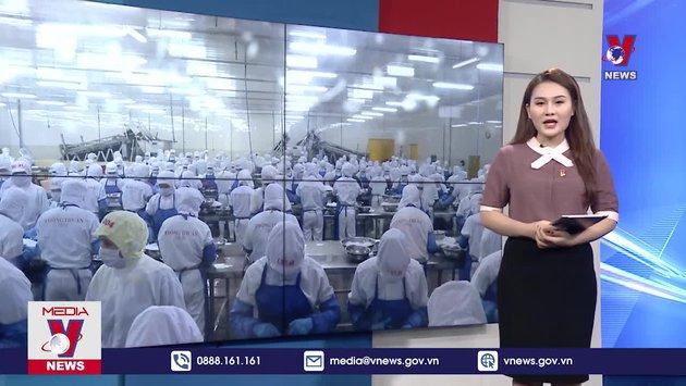 Ninh Thuận xuất khẩu tôm nước lợ vào EU