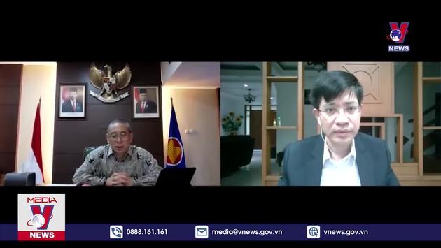 Indonesia nhấn mạnh các kết quả của AMM-53