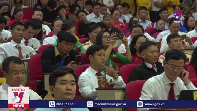 Đại hội thi đua yêu nước tỉnh Hà Giang lần thứ VI