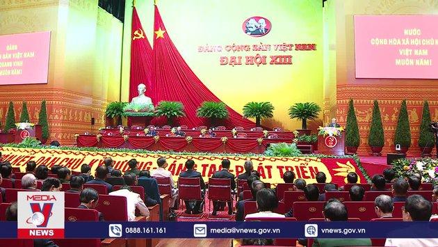 Phiên họp trù bị Đại hội XIII Đảng Cộng sản Việt Nam
