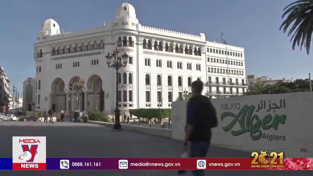 Algeria cải tổ một phần nội các
