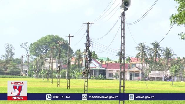 Quảng Ngãi còn 1 xã chưa bàn giao lưới điện nông thôn