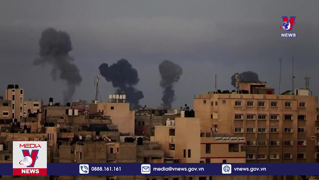 Thương vong do xung đột Israel-Palestine tăng vọt