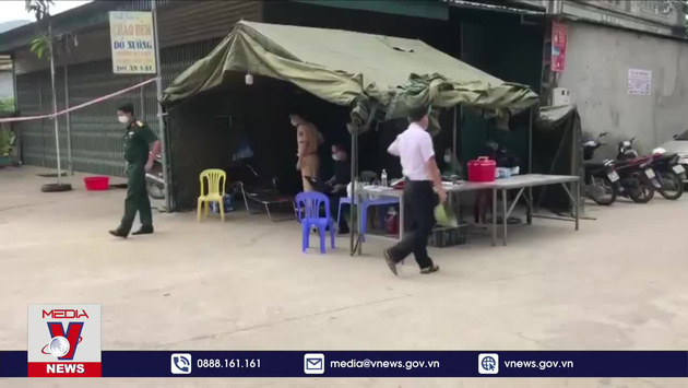 Tuyên Quang phong tỏa khu vực liên quan đến BN4191