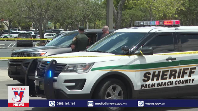 Lại xảy ra xả súng ở Florida (Mỹ)