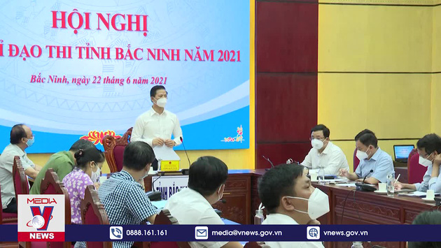 Bắc Ninh bảo đảm an toàn kỳ thi tốt nghiệp THPT