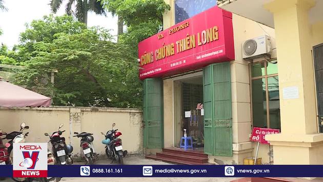 Thành phố Bắc Giang ngày đầu được dỡ bỏ giãn cách