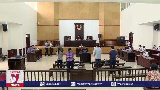 Xét xử phúc thẩm vụ án vi phạm quy định về đấu thầu tại CDC Hà Nội