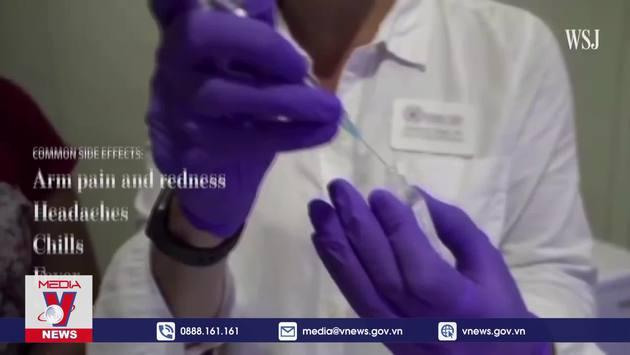 Các nguyên thủ nói gì về tiêm vaccine COVID-19?