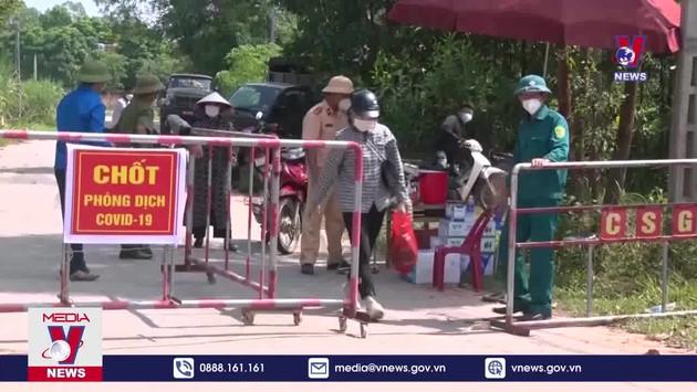 Thái Nguyên đình chỉ Chủ tịch xã do để dịch COVID-19 lây ra cộng đồng