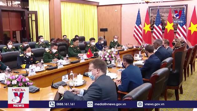 Tăng cường hợp tác Quốc phòng Việt Nam - Hoa Kỳ