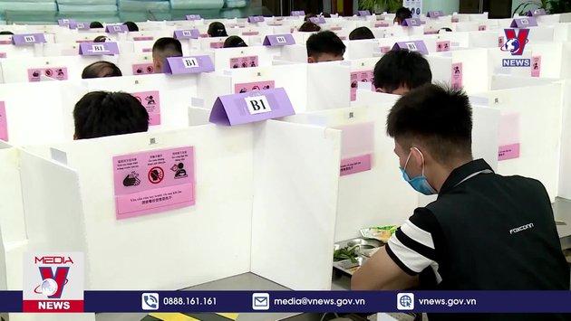 """Bắc Ninh quản lý lao động theo tiêu chí """"3 cùng"""""""