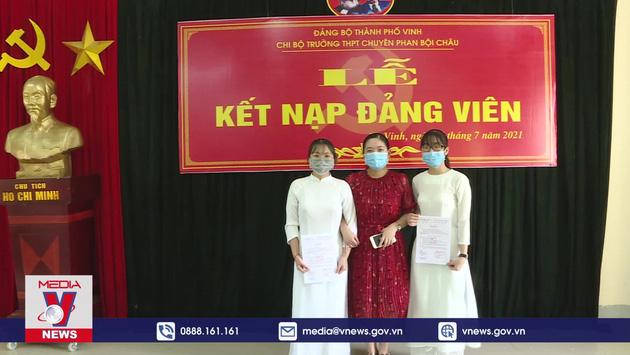 Nhiều thí sinh đạt điểm cao tốt nghiệp THPT ở Nghệ An