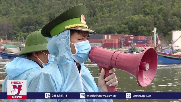 Đà Nẵng tổng lực truy vết ổ dịch Cảng cá Thọ Quang